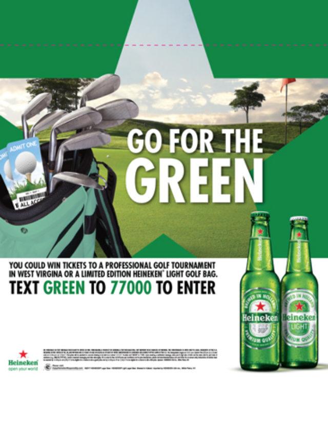 Heineken design
