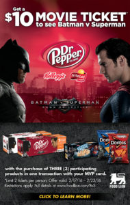 Dr Pepper web banner