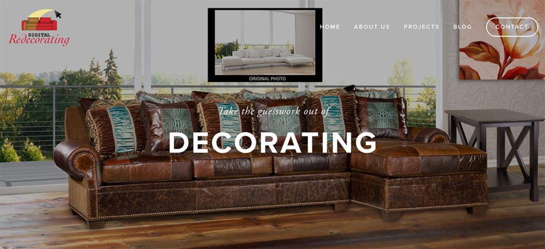 Digital Redecorating